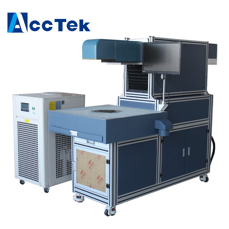 Classification and application of laser marking machine part.3