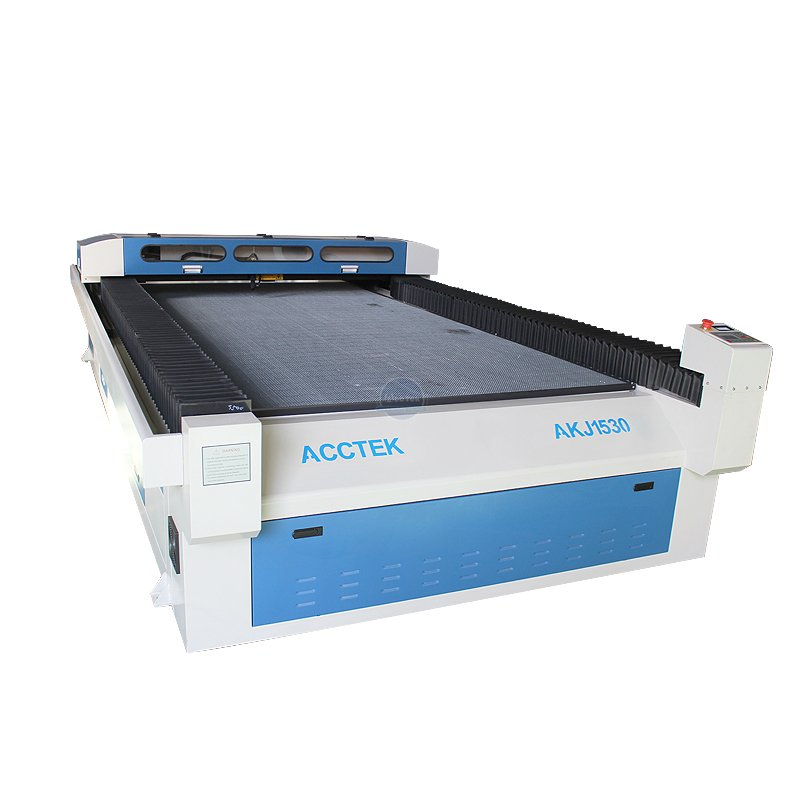 High quality AKJ1530 CO2 laser cutting machine