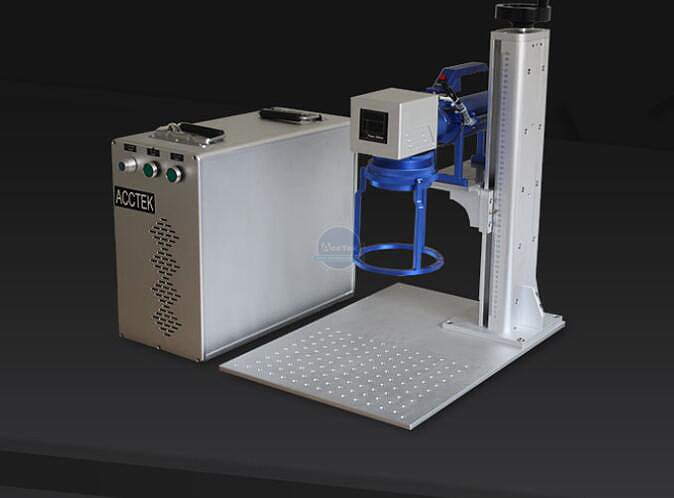 High quality AK20F laser fiber marking machine