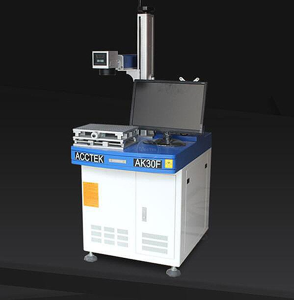 High quality AK30F fiber laser marking machine