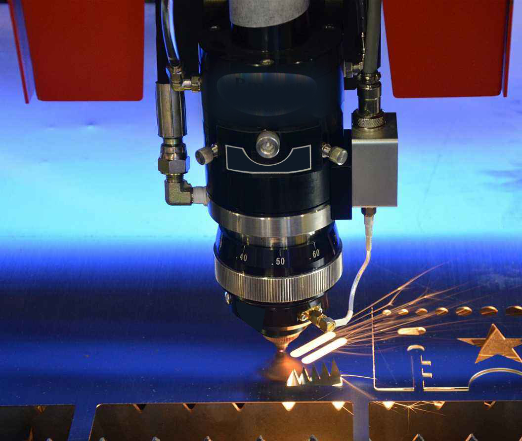 Laser processing of several ways