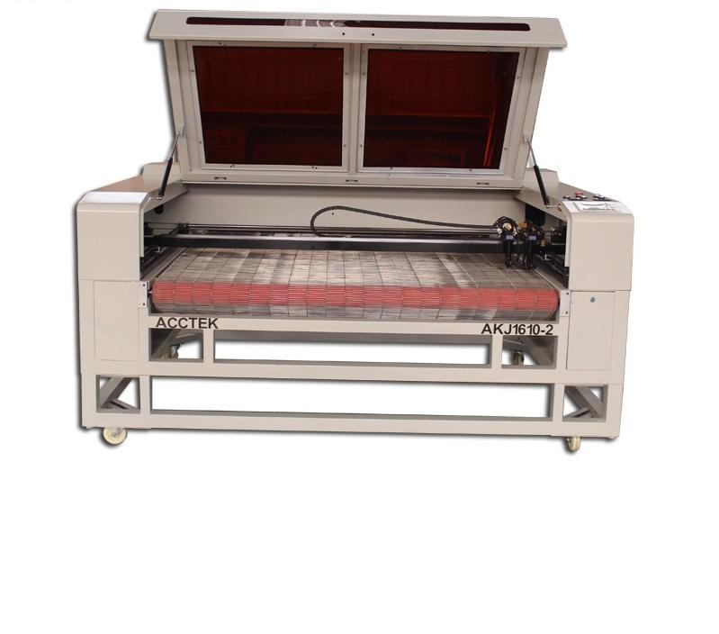 AKJ1390/AKJ1610/AKJ6040/AKJ6090 Full enclosed type laser engraving&cutting machine