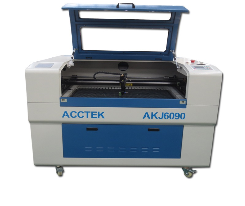 AKJ1390/AKJ1610/AKJ6040/AKJ6090全封闭式激光雕刻切割机