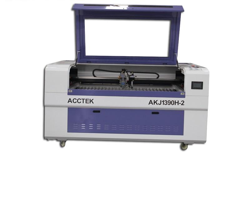 AKJ 1325H-2 |  AKJ 1390H-2 |  Metal & non-metal laser machineModel