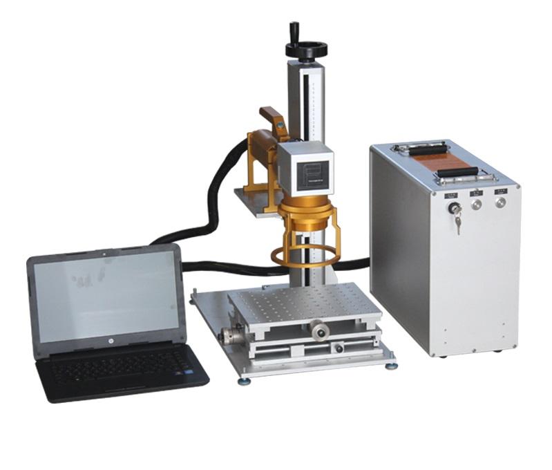 Hand-held laser marking machine AK20F/AK30F