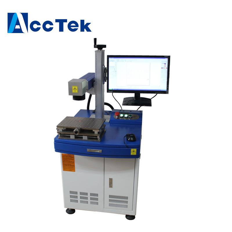 AK30F Color MOPA laser marking machine