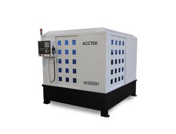 Machine de gravure métallique lourde entièrement fermée AK