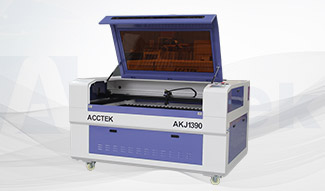 How does acrylic manufacturer choose AKJ1390 CO2 laser cutting machine