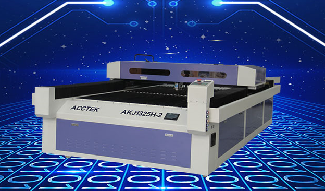 Metal & non-metal laser machine AKJ1325H-2