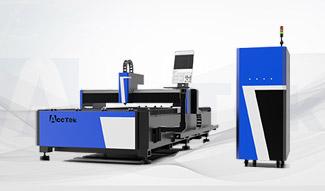 Working principle of fiber laser cutting machine