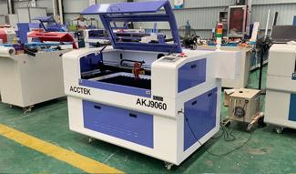 Application de la machine de découpe laser dans les produits en cuir