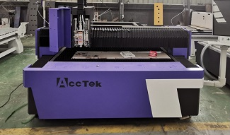 The difference between laser cutting machine and CNC machine tool