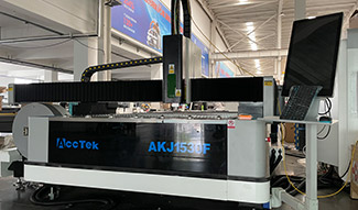 How does the laser cutting machine improve the problem of food machinery manufacturing