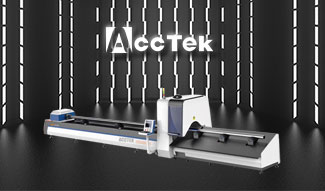 Advantages and characteristics of tube laser cutting machine