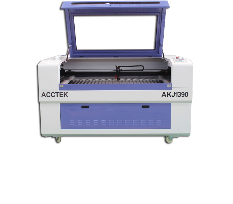 CO2 Laser cutter machine