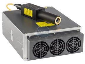 JPT MOPA 30w fiber laser source