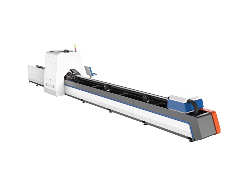 Professional tube laser cutting machine AKJ60F