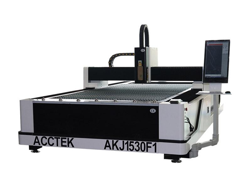 Machine de Découpe Laser à Fibre économique  AKJ1530F1