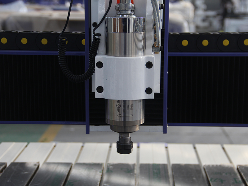 Advertisement engraving machine