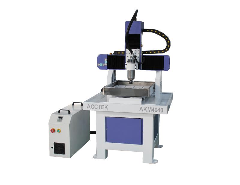 Machine de gravure économique en métal