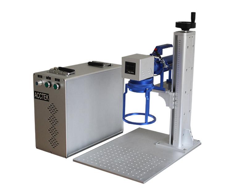 Machine de marquage laser à main
