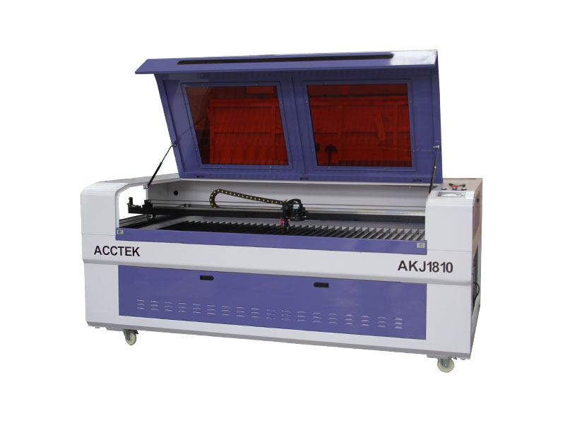 Станок для лазерной резки с камеро