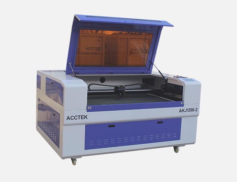 Machine de découpe et de gravure las