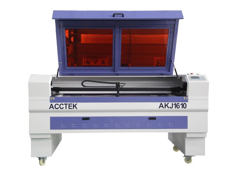 Machine de découpe laser CO2 haut et bas