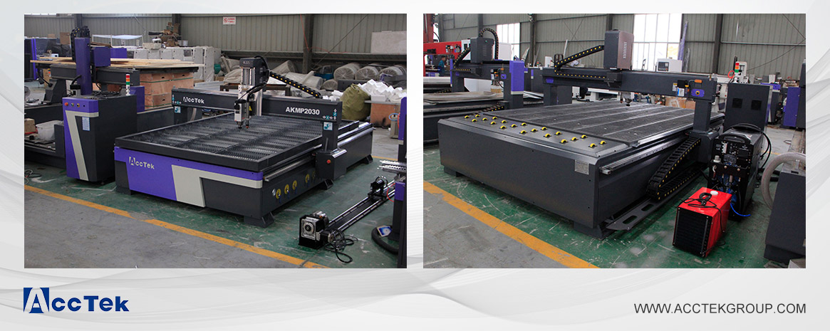 cnc router with plasma