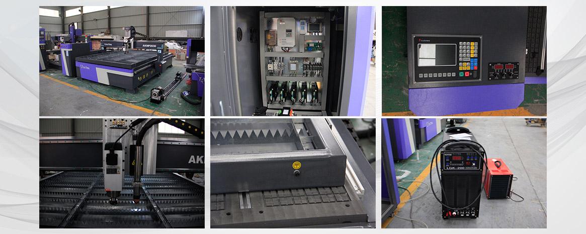 cnc router and plasma configuration