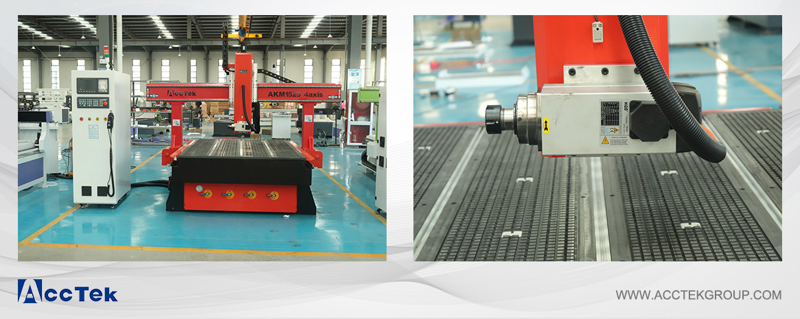 air cooling of cnc router